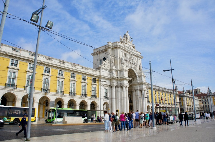 Praça do Comércio Lisbon