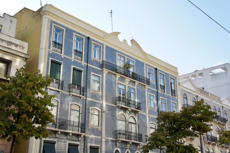 Tiled house Lisbon