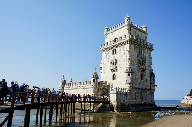 Tower of Belem Lisbon