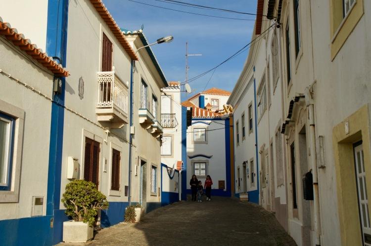 Ericeira street