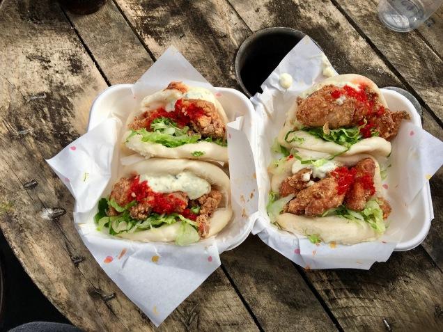 Model Market chicken Yum Bun