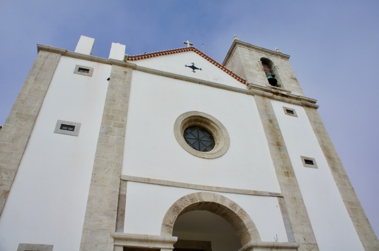 Church in Peniche