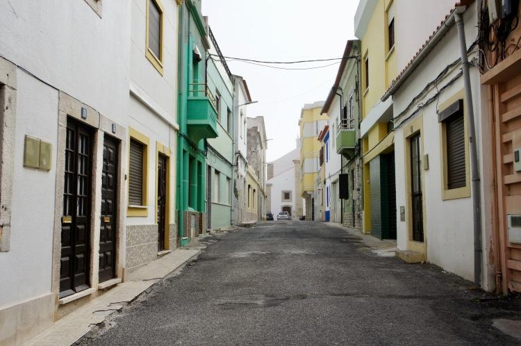 Peniche street