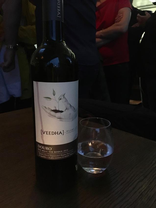 Douro Portuguese wine in Sparrow