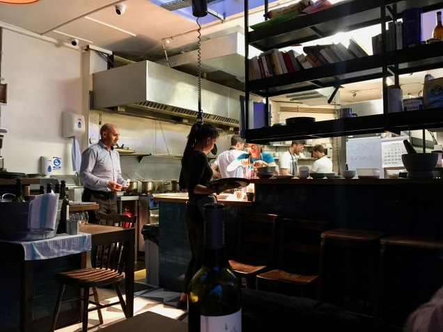Sparrow Lewisham kitchen