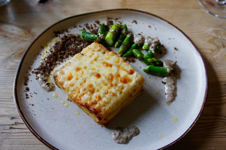 The Ebrington Arms mac and cheese