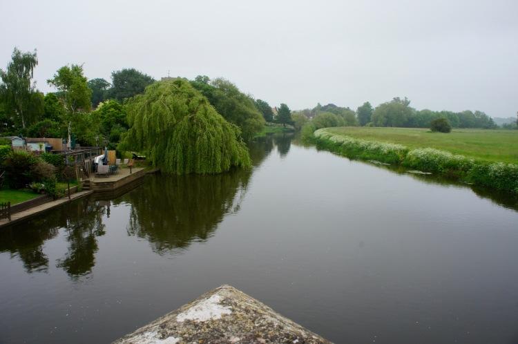 River in Bidford-on-Avon