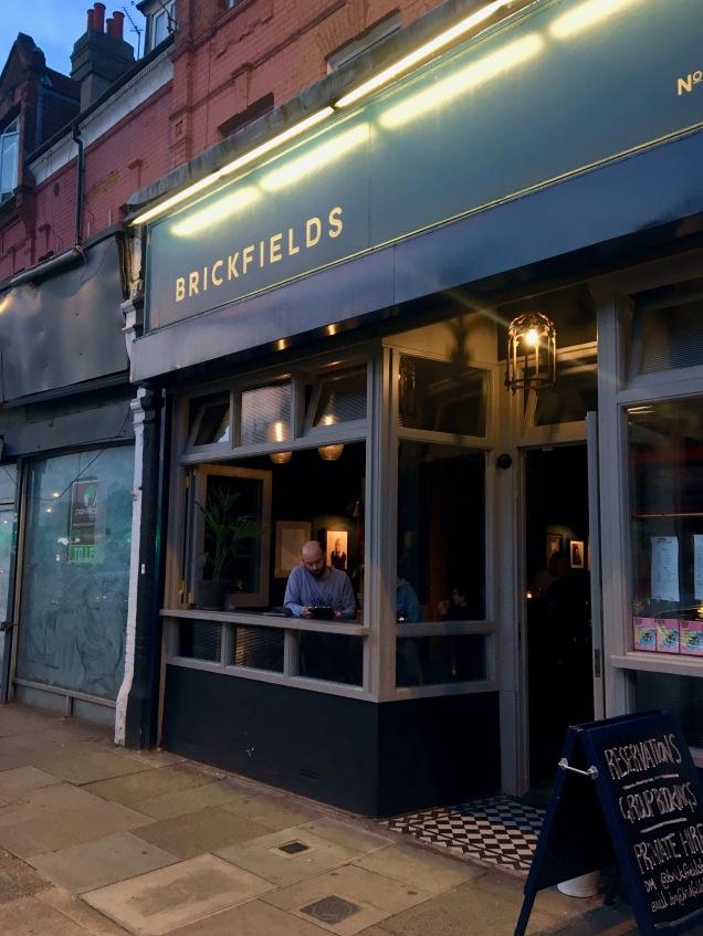 Brieckfields London