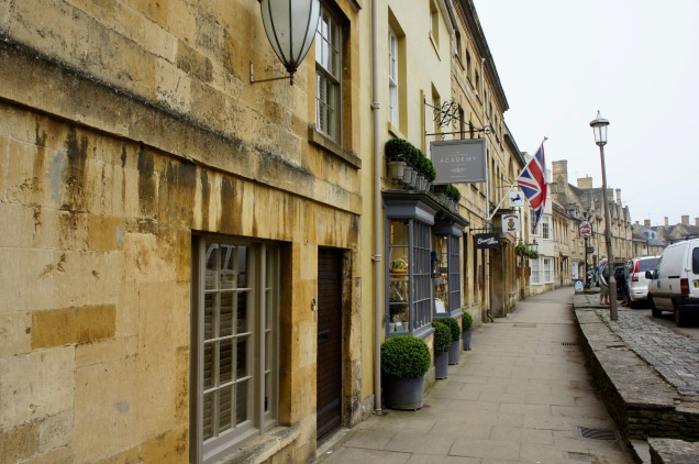 Chipping Campden street
