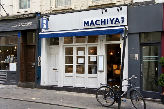 Machiya London