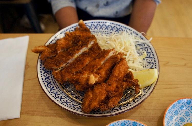 Chicken katsu Machiya