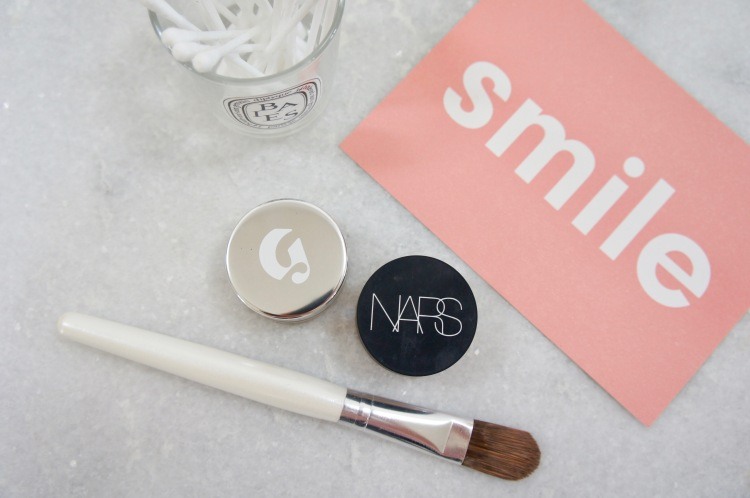 Nars Soft Matte concealer and Glossier Stretch concealer packaging