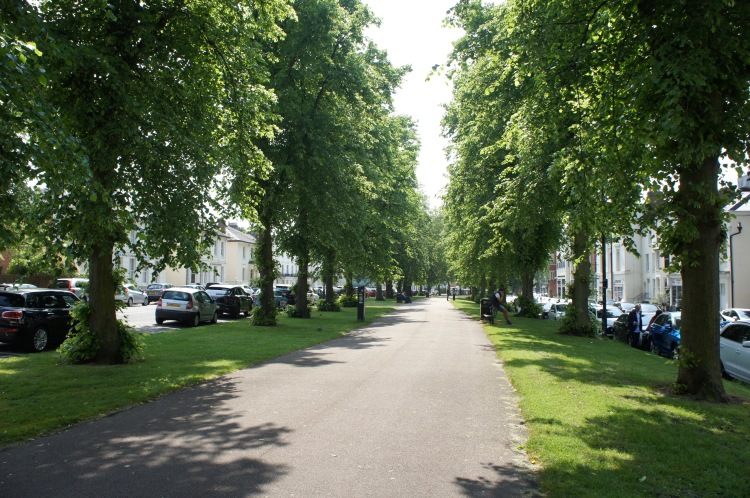 RoyalLeamington Spa avenue