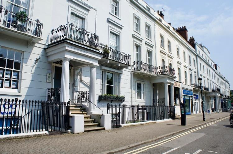 RoyalLeamington Spa street