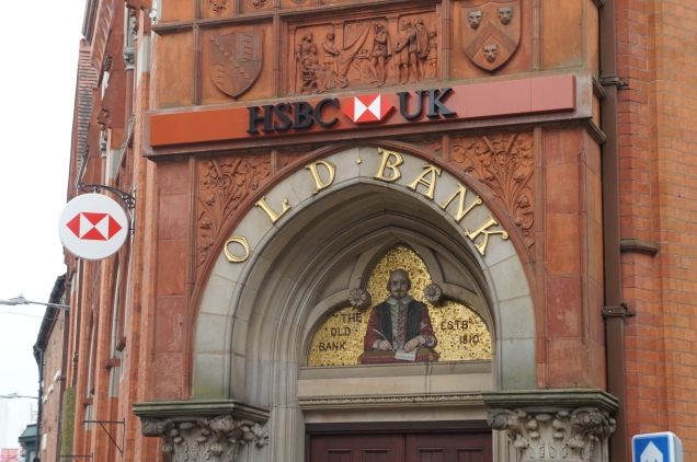 Bank in Stratford-upon-Avon