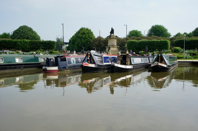 Boats in Stratford-upon-Avon