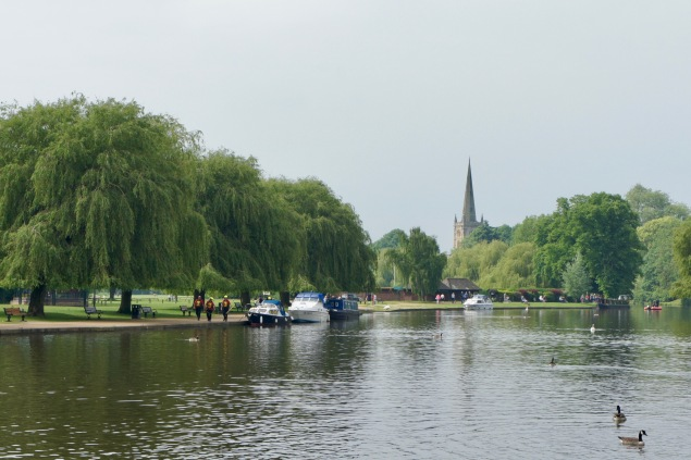 River in Stratford-upon-Avon