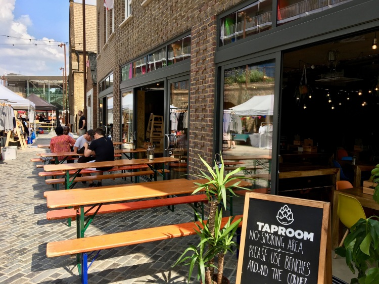 Taproom in Deptford