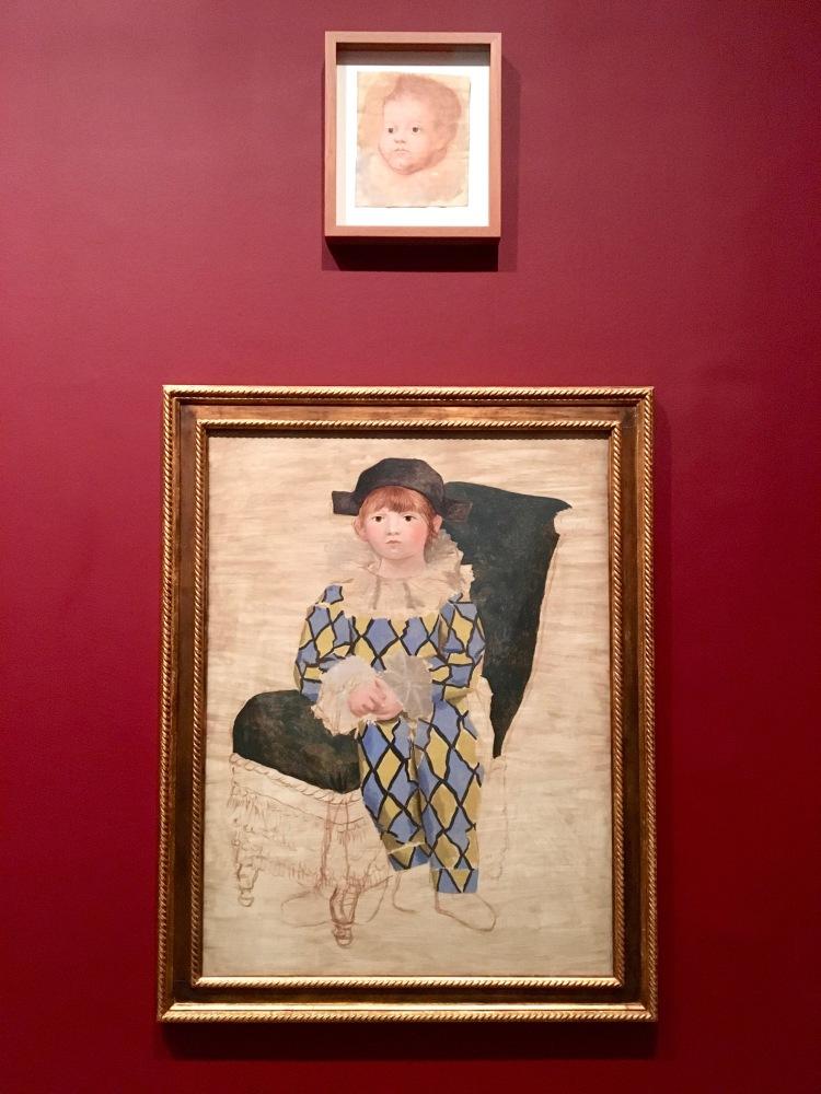 Picasso Blue Period Tate Modern London