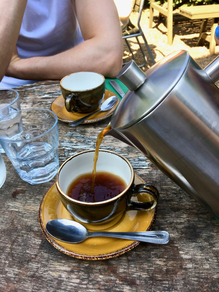 The Gantry coffee