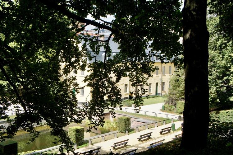 Abbaye de la Cambre Brussels