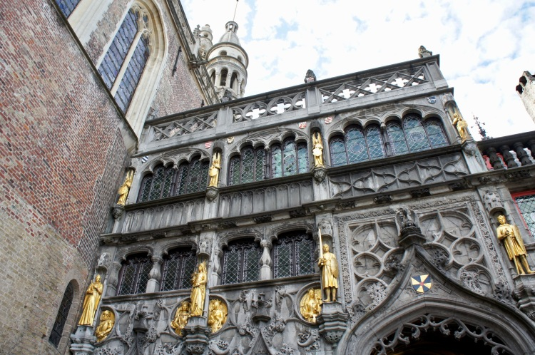 Basilica of the Holy Blood Bruges