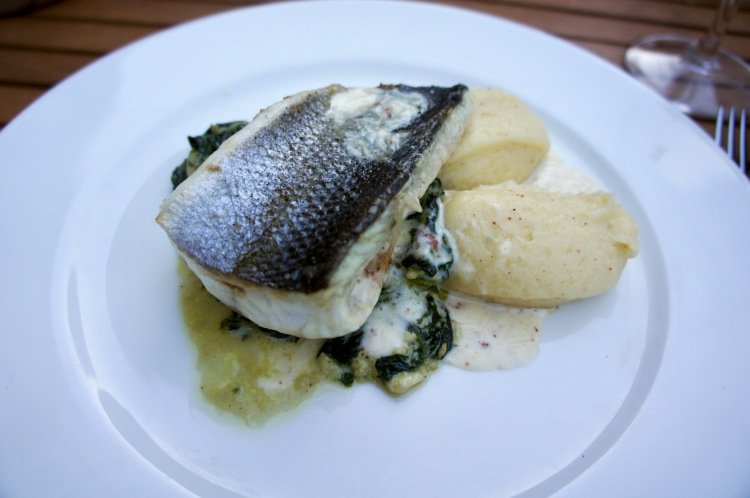 Sea bass L'Ivre De Cuisine