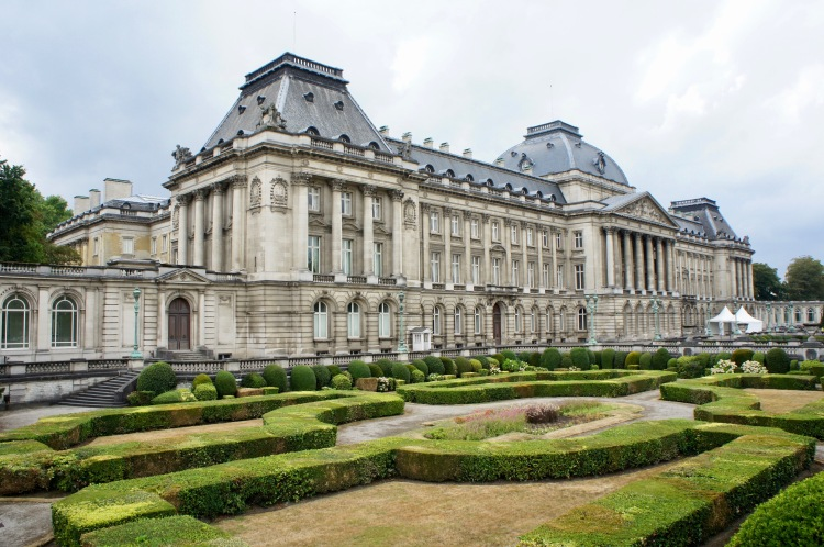 Palais Royal Brussels