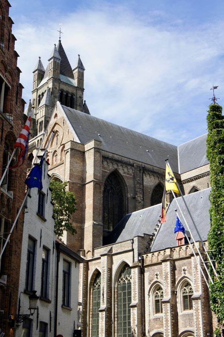 St Salvator's Cathedral Bruges