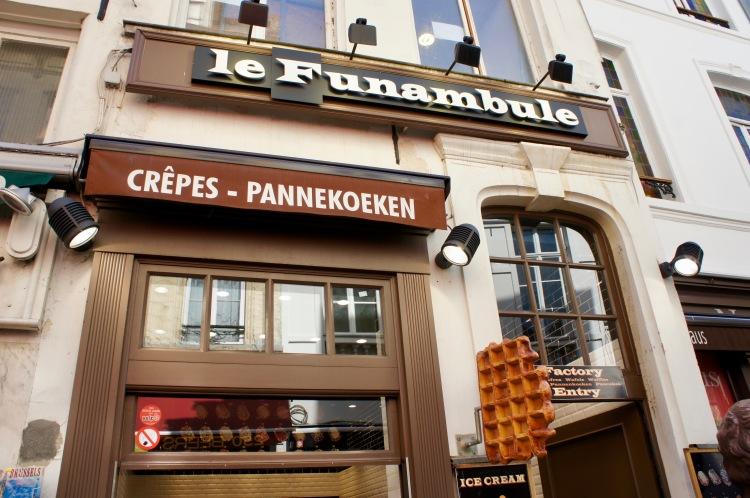 Le Funambule Brussels