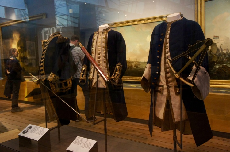 Nelson exhibition at The National Maritime Museum