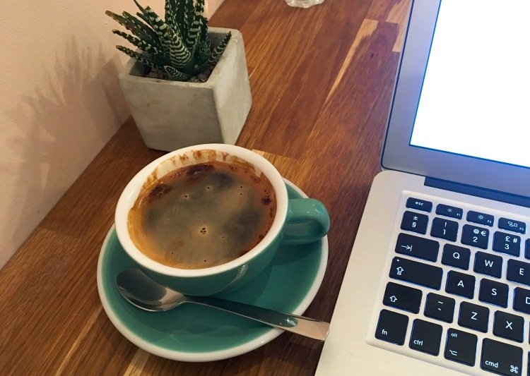 Coffee at No50 Friendly Street Lewisham