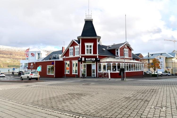 Akureyri street