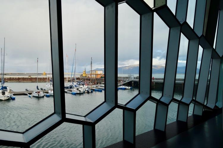 Epal Harpa Reykjavik