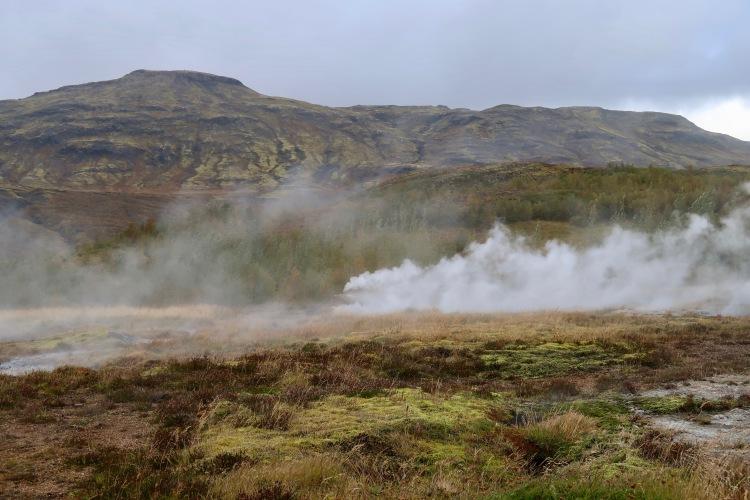 Geyser park Iceland