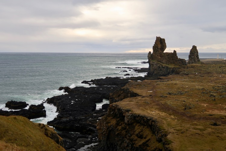 Londrangar Iceland