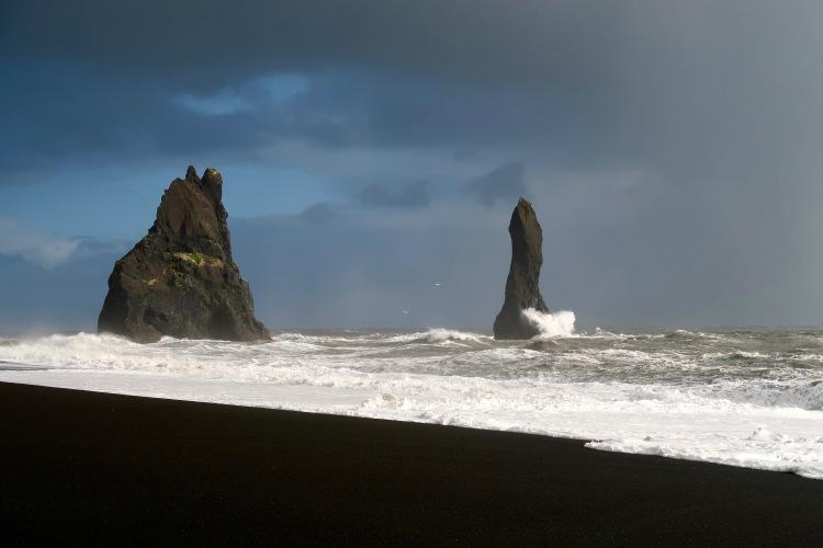 Reynisfjara beach Iceland