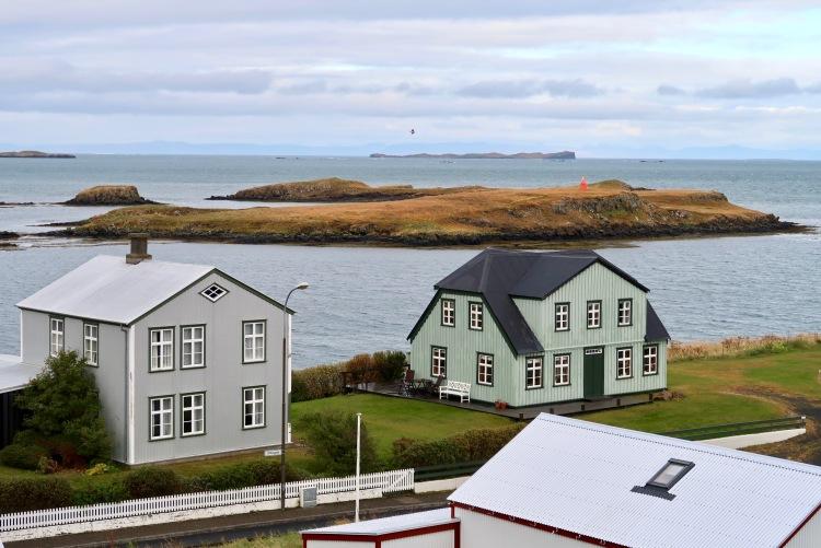 Stykkisholmur houses