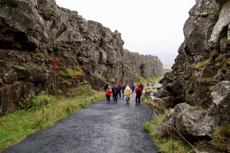 Thingvellir National Park Iceland