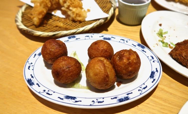 Sapporo Ichiban takoyaki