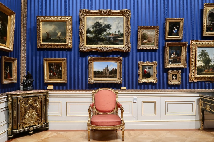The Wallace Collection blue room