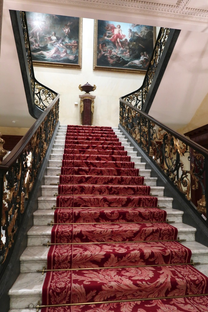 The Wallace Collection staircase