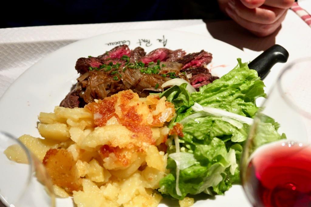 Beef Au Pont Corbeau