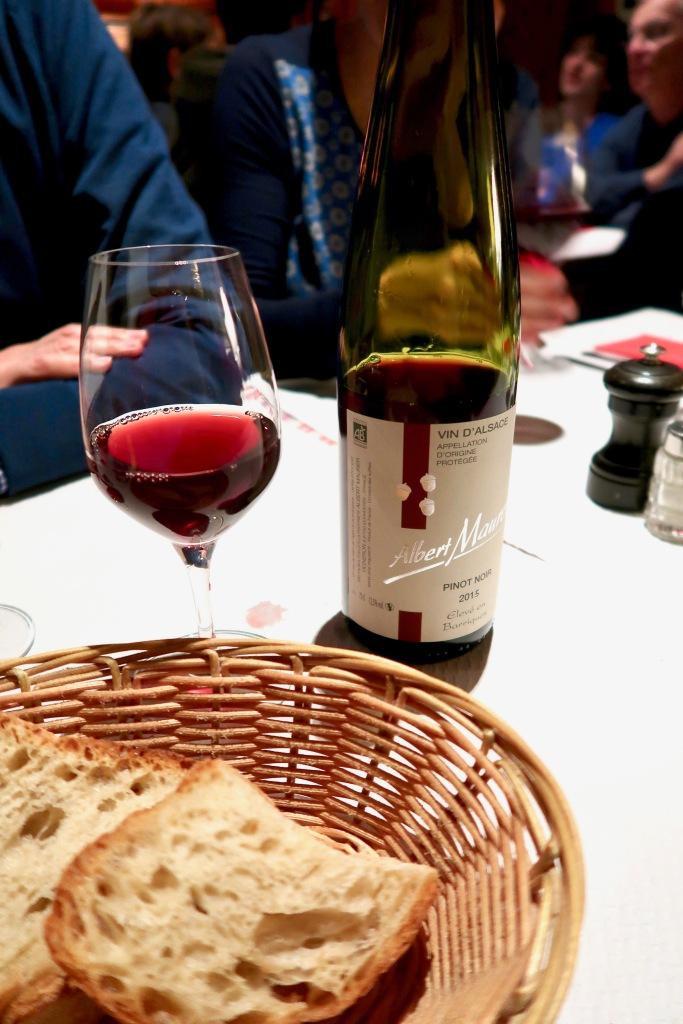 Pinot noir Au Pont Corbeau