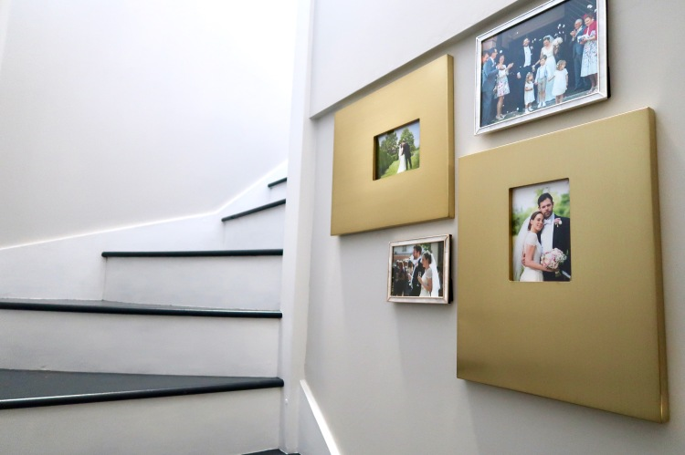 Redecorating and Painting staircase