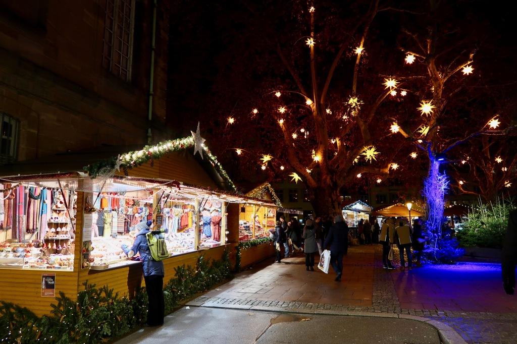 Strasbourg Christmas Market Palais de Rohan