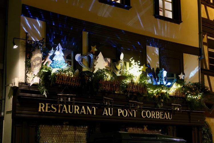 Au Pont Corbeau winstub Strasbourg