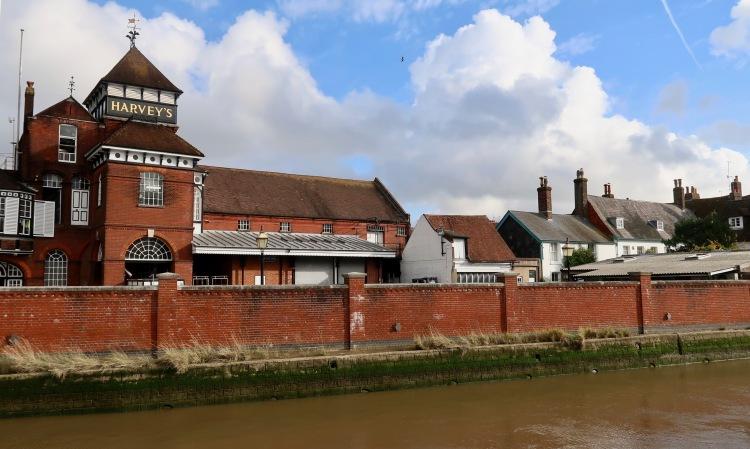 Harvey's Brewery Lewes