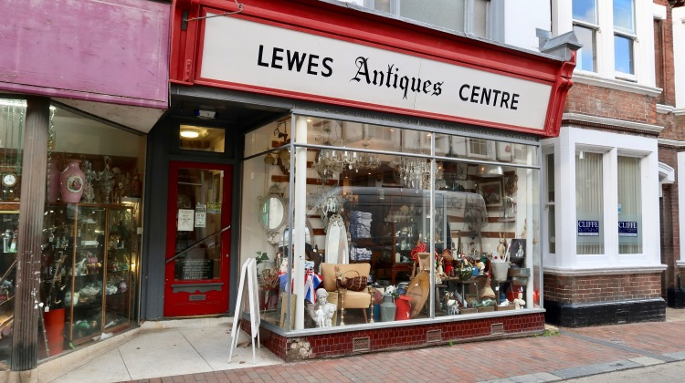 Lewes Antique shop