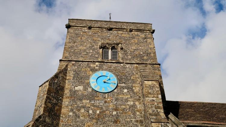 Lewes church